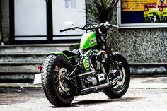Harley Davidson News – Harley Davidson Bike Pics Softail Bobber, Hd Sportster, Harley Bobber, Bobber Chopper, Harley Softail, Motorcycle Types, Bobber Motorcycle, Cool Motorcycles, Vintage Motorcycles