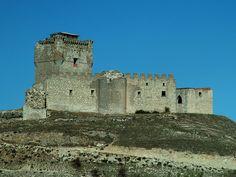 Castillo de Galve de Sorbe. Guadalajara