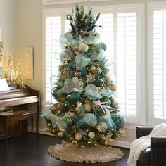 christmas treewinter wonderland with this glitz glam tree decorated entirely in kirklands items you can have the tree in your home