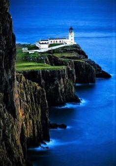 Neist Point Lighthouse - Isle of Skye, Scotland-136 (96 pieces)