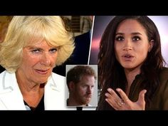 Camilla warns Meghan Markle off marrying Prince Harry - YouTube