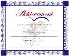 blank training certificate template free training certificate