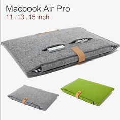 Topsale New Notebook Laptop Sleeve for Macbook Air/Pro Case Cover 12 13 15 Inch Computer Bag Laptop Bag Best Price #Affiliate