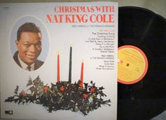 Christmas With Nat King Cole And Fred Waring & The by DorenesXXOO