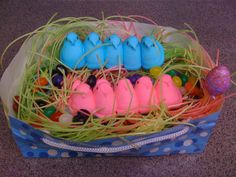 An Easter Nest.