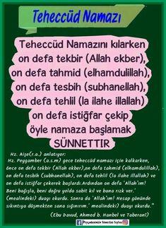 teheccüd namazı. Allah Islam, Magic Book, Sufi, Health Education, Islamic Quotes, I Am Awesome, Prayers, Religion, Love You