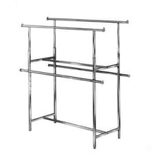 Rack Accessory - Double Tier Hangrails (Pair)