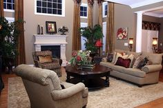 From Belfort Furniture · This Room Was Transformed Into Comfortable  Elegance   Something The Whole Family Can Enjoy Complete With