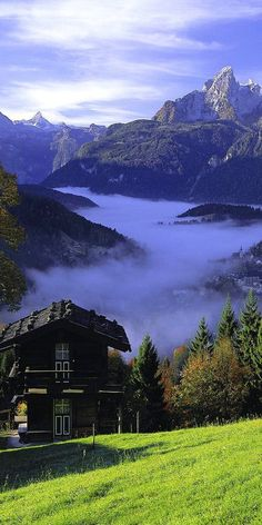 Bayern (Bavaria), Southern Germany