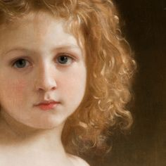 tierradentro: detail from Bouguereau's  The Story Book 1877