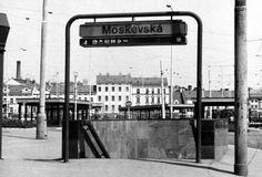 FOTO: Stanice metra Anděl