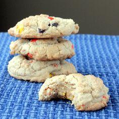 sweet, bake, food, favorit recip, chewi vanilla, yummi, cookies, vanilla cooki, rees piec