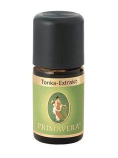 Tonka-Extrakt. Ätherisches Öl. Essential Oil. #primaveralife #primavera #aromatherapie