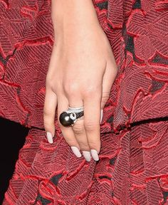 Pin for Later: These Are the Best Manicures From the Billboard Music Awards Red Carpet Zendaya, Golden Globe Awards Zendaya opted for a sheer baby-pink manicure that contrasted with her bold burgundy gown.