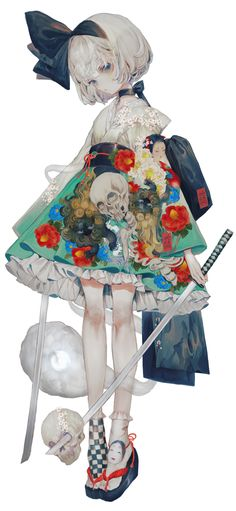 yogimemo (@yogisyamemo) / Twitter Fantasy Character Design, Character Design Inspiration, Character Art, Zbrush Character, Art And Illustration, Fantasy Kunst, Fantasy Art, Anime Style, Anime Art Girl