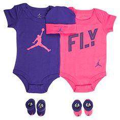 Infant Jordan Fly Jumpman 5-piece Set | Finish Line