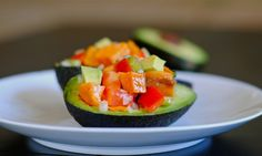 Sweet Potato and Avocado Salad