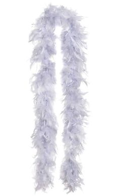1920's 1930's Ostrich Feather Boa in White | wedding ideas ...