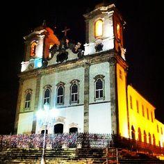 Igreja do Bonfim in Salvador, BA