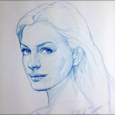 Pencil drawings by Alvin Chong