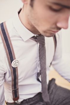 love this for grooms attire / groomsmen