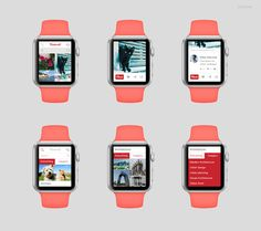 Apple Watch / Pinterest