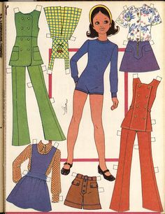 heidi * 1500 free paper dolls for other Pinterest paper doll pals at Arielle Gabriel's The International Paper Doll Society *
