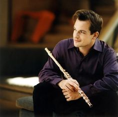 Emmanuel Pahud, the greatest flute player in the world.