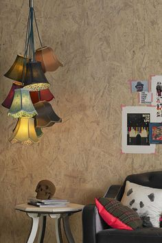 Lampe pendentif chez Urban Outfitters