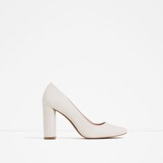 ZARA - COLLECTION SS16 - PATENT FINISH HIGH HEEL SHOES