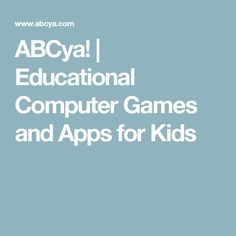 Free Educational Second Grade Games and Apps for Kids. Video Websites, Learning Websites, Educational Websites, Learning Games, Kids Learning, School Age Activities, Preschool Games, Math Games, Computer Games For Kids
