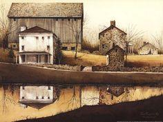 Reflections, by John Rossini