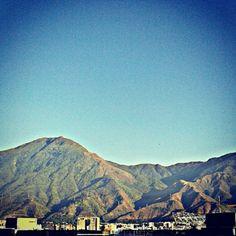Mi Avila. Mi Caracas, Mi vida