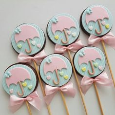 Iced Cookies, Cake Cookies, Sugar Cookies, Baby Favors, Baby Shower Favors, Cupcake Toppers, Cupcake Cakes, Cloud Party, Chocolate Dipped Marshmallows