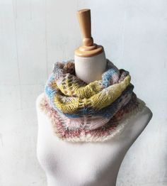 Zig Zag Knit Scarf | Women's Bags & Accessories | Relais Knitware | Scoutmob Shoppe | Product Detail