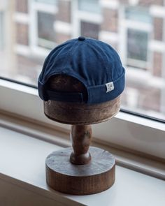 8d507a2b Our CPTN originals 100% cotton in Dark Navy #cptnoriginals #dockerhat  #dockercap #caps #hats #menswear #mensfashion