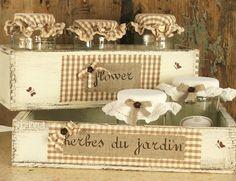 www.ateliershabbychic.it casssette in legno di recupero fatto a mano con passione