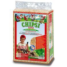 Animalerie  Litière Chipsi Super pour rongeur  24 kg