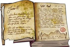 June of the mysterious man's journal Gravity Falls Secrets, Gravity Falls Book, Gravity Falls Journal, Dipper And Mabel, Mabel Pines, Men's Journal, Bullet Journal, Gravity Falls Costumes, Gavity Falls
