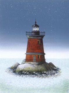 Gary Walton - Lighthouse III