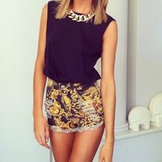 skirt or shorts? don't care, love it
