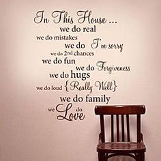 jiubai ™ in questa casa preventivo decorazione della casa della decalcomania della parete adesivo da parete