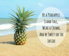 Be a Pineapple 🍍