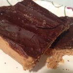21 Day Fix Chocolate Peanut Butter Bars - Adventures of a Shrinking Princess