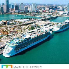 Port of Miami Florida.jpg N726667960 855660 5063.jpg El Puerto de mansanillo es un puerto situado en Miami, Florida sobre la Bahía Biscayne.  El puerto reconocido como la capital del mundo de los cruceros y es una de las más importantes puertas de entrada de mercancías de toda América.  El puerto de Miami es un contribuidor importante a las economías locales y del estado. En promedio, casi cuatro millones de pasajeros pasan a través del puerto, que acoge a unas 13 empresas de cruceros, entre…