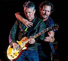 Mike and Eddie