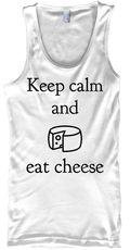 For all cheese lovers    #swiss #dutch #german #cheese #food #lovers #foodporn #keep #calm #shirt #tee #t-shirt #hoodie #eating #eat #pinfood #cheeselove #germancheese #dutchcheese #swisscheese #shirtoftheday #keepcalm
