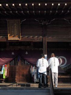 Hanta Temples (Matsuyama-city, Ehime-pref. Japan)