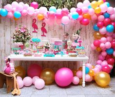 Wonderfully cute party idea by @delicaredecor! Share every special occasion!