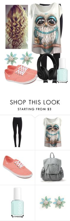 """Day on the couch"" by weirdcass on Polyvore featuring NIKE, Vans, Essie, Beats by Dr. Dre, women's clothing, women's fashion, women, female, woman and misses"